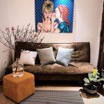 Review căn hộ homestay kết hợp văn hoá Á – Âu