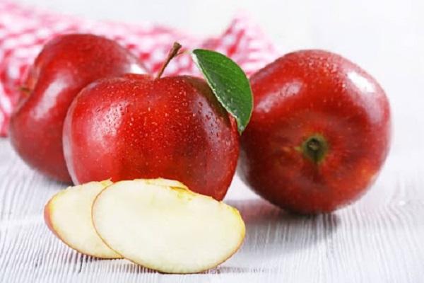 Công dụng của quả táo đới với phổi