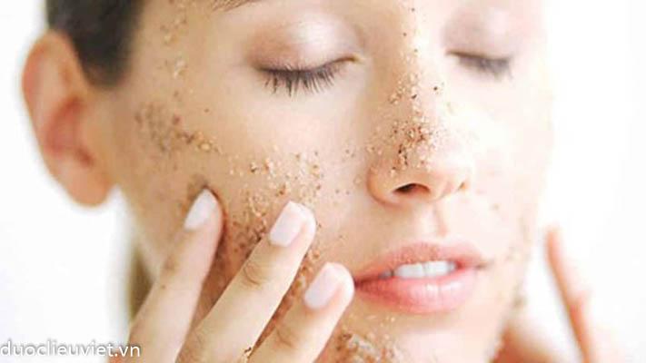 Tẩy da chết hiệu quả với từng loại da
